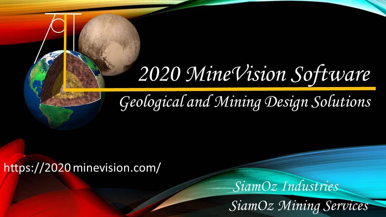 2020 MineVision